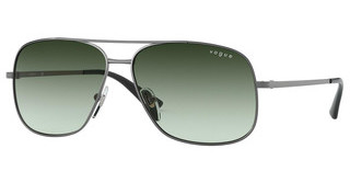 Vogue VO4161S 548/8E GREEN GRADIENTGUNMETAL
