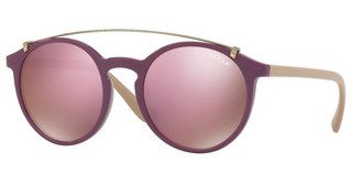 Vogue VO5161S 25925R DARK BROWN MIRROR PINKVIOLET