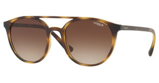 Vogue VO5195S W65613 BROWN GRADIENTDARK HAVANA