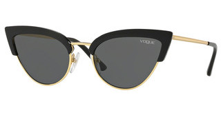 Vogue VO5212S W44/87 GREYBLACK/GOLD