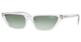 Vogue VO5235S W7458E GREEN GRADIENTTRANSPARENT