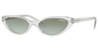 Vogue VO5237S W7458E GREEN GRADIENTTRANSPARENT