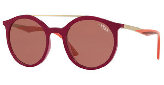 Vogue VO5242S 268275 DARK VIOLETTOP BORDEAUX/CYCLAMEN TRANSP