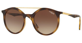 Vogue VO5242S W65613 BROWN GRADIENTDARK HAVANA