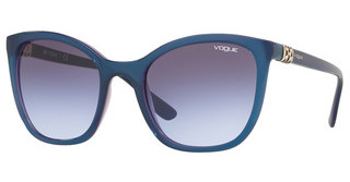 Vogue VO5243SB 26334Q LIGHT VIOLET GRAD DARK GREYTRANSP BLUE/TRANSP LT VIOLET