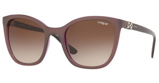Vogue VO5243SB 263713 BROWN GRADIENTTRANSP TURTLEDOVE/TRANSP VIOLE