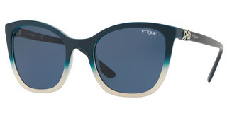 Vogue VO5243SB 266880 DARK BLUETOP GRAD BLUE OPAL WHITE