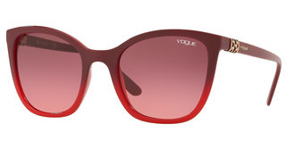 Vogue VO5243SB 266920 PINK GRADIENT VIOLETTOP RED GRAD OPAL CORAL