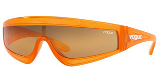 Vogue VO5257S 27190L ORANGE GRADIENT GREYTRANSPARENT ORANGE