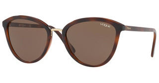 Vogue VO5270S 238673 DARK BROWNTOP HAVANA/ BROWN TRANSPARENT