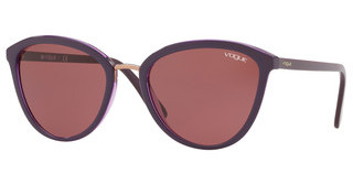 Vogue VO5270S 240975 DARK VIOLETTOP VIOLET/VIOLET TRANSPARENT