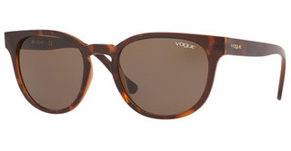 Vogue VO5271S 238673 DARK BROWNTOP HAVANA/ BROWN TRANSPARENT