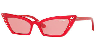 Vogue VO5282SB 269384 PINKOPALESCENT RED