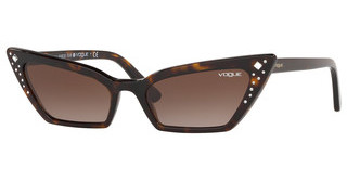 Vogue VO5282SB W65613 BROWN GRADIENTDARK HAVANA