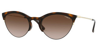 Vogue VO5287S 238613 BROWN GRADIENTDARK HAVANA