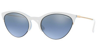 Vogue VO5287S 27577C BLUE MIRROR SILVER GRADIENTTOP WHITE/AZURE