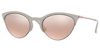 Vogue VO5287S 27587E LIGHT PINK MIR GRADIENT SILVERTOP GREY/TRANSPARENT PINK