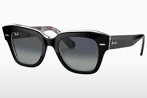 Óculos de marca Ray-Ban STATE STREET (RB2186 13183A)