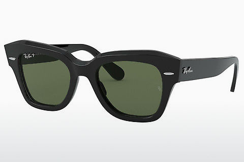 Óculos de marca Ray-Ban STATE STREET (RB2186 901/58)
