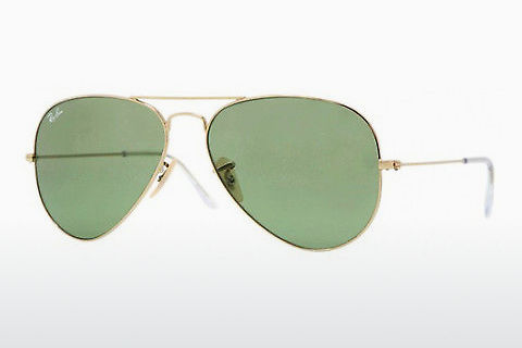 Óculos de marca Ray-Ban AVIATOR LARGE METAL (RB3025 001/14)