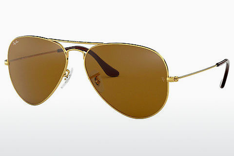 Óculos de marca Ray-Ban AVIATOR LARGE METAL (RB3025 001/33)