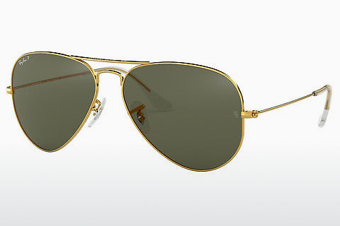 Óculos de marca Ray-Ban AVIATOR LARGE METAL (RB3025 001/58)