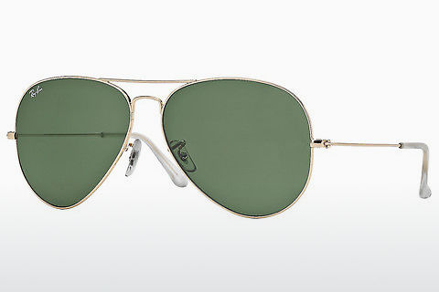 Óculos de marca Ray-Ban AVIATOR LARGE METAL (RB3025 001)