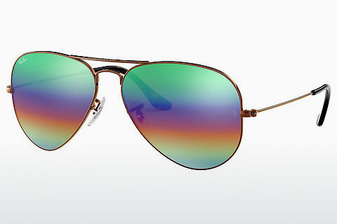Óculos de marca Ray-Ban AVIATOR LARGE METAL (RB3025 9018C3)