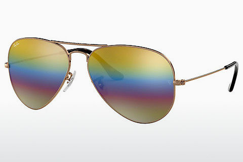 Óculos de marca Ray-Ban AVIATOR LARGE METAL (RB3025 9020C4)