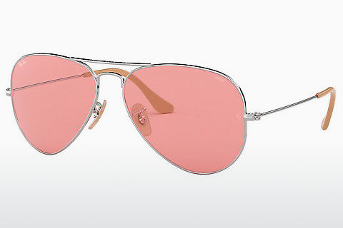 Óculos de marca Ray-Ban AVIATOR LARGE METAL (RB3025 9065V7)