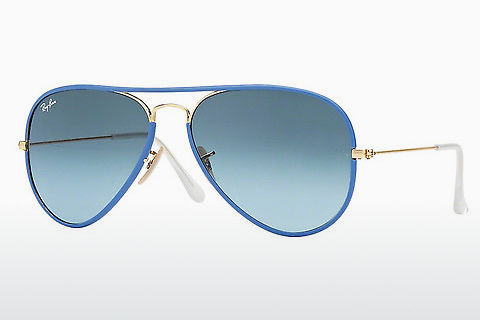 Óculos de marca Ray-Ban AVIATOR FULL COLOR (RB3025JM 001/4M)
