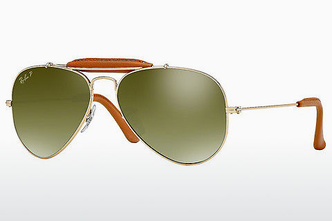 Óculos de marca Ray-Ban AVIATOR CRAFT (RB3422Q 001/M9)