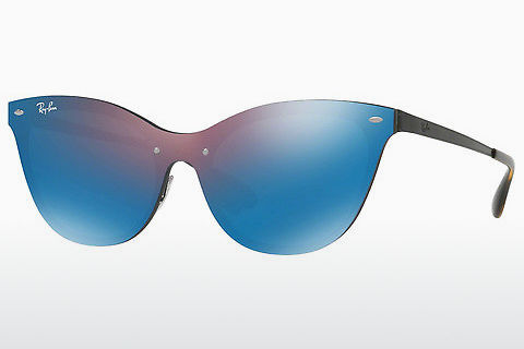 Óculos de marca Ray-Ban Blaze Cat Eye (RB3580N 153/7V)
