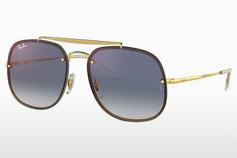 Óculos de marca Ray-Ban Blaze The General (RB3583N 001/X0)