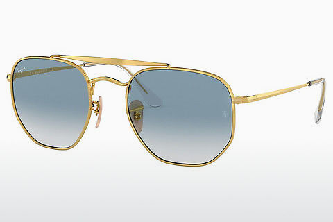 Óculos de marca Ray-Ban THE MARSHAL (RB3648 001/3F)
