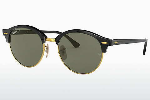 Óculos de marca Ray-Ban CLUBROUND (RB4246 901/58)