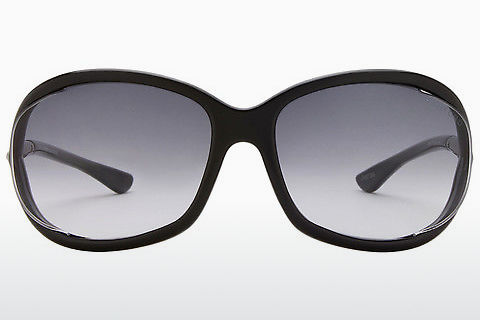 Óculos de marca Tom Ford Jennifer (FT0008 01B)
