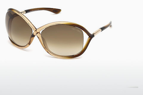 Óculos de marca Tom Ford Whitney (FT0009 74F)