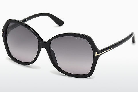 Óculos de marca Tom Ford Carola (FT0328 01B)