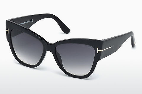 Óculos de marca Tom Ford Anoushka (FT0371 01B)