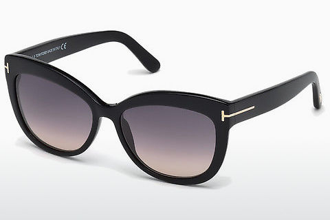 Óculos de marca Tom Ford Alistair (FT0524 01B)