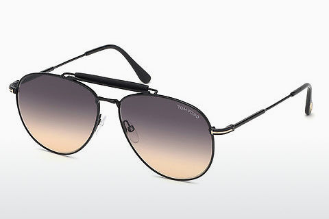 Óculos de marca Tom Ford Sean (FT0536 01B)