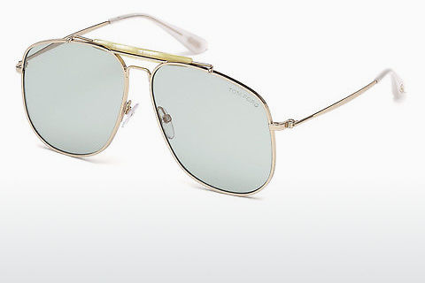 Óculos de marca Tom Ford Connor-02 (FT0557 28V)