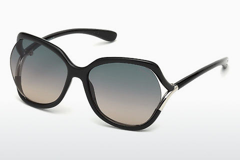Óculos de marca Tom Ford Anouk-02 (FT0578 01B)
