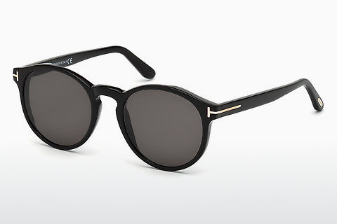 Óculos de marca Tom Ford Ian-02 (FT0591 01A)