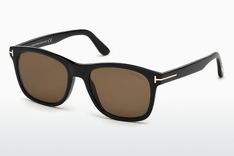 Óculos de marca Tom Ford Eric-02 (FT0595 01J)