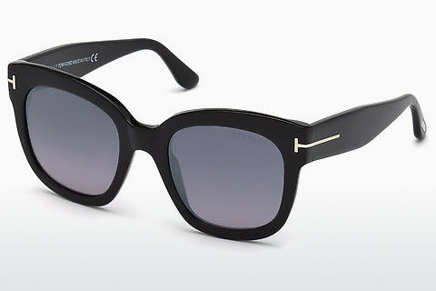 Óculos de marca Tom Ford Beatrix-02 (FT0613 01C)
