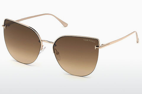 Óculos de marca Tom Ford Ingrid-02 (FT0652 28F)