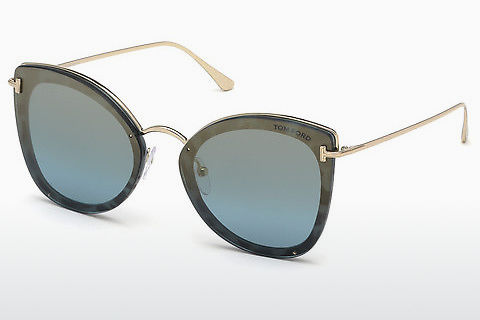 Óculos de marca Tom Ford FT0657 55X