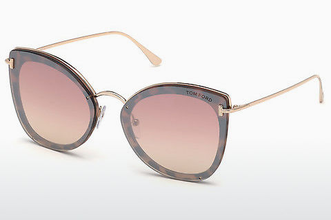 Óculos de marca Tom Ford FT0657 55Z